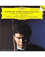 Violin Concertos N.1 & 2 - Zigeunerweisen