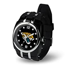 Brand New Jacksonville Jaguars NFL Crusher Series Mens Watch by Things for You