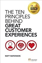 The Ten Principles Behind Great Customer…