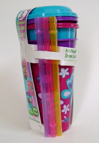 Reduce 01471 Gogo'S Kids Cutie Tumbler With Straw, 12-Ounce front-510569