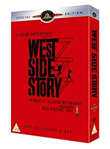 West Side Story Collector's Edition Boxset - Limited Edition [DVD]