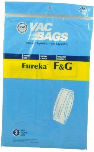 Eureka U Vacuum Bags front-28943