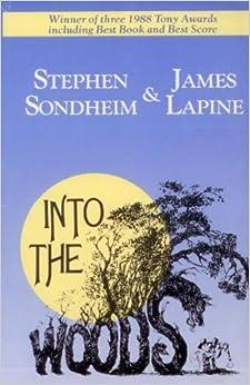 Stephen sondheim into the woods script download