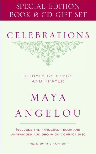 Celebrations Book/CD Gift Set: Rituals of Peace and Prayer