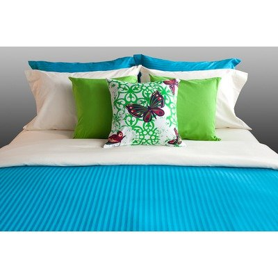Galiano Organic Sateen 10 Piece Bedding Set Size: Double