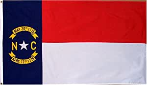 North Carolina State Flag 3x5 3 x 5 NEW US FLAGS Banner