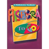 Algebra to Go: A Mathematics Handbook (Great Source Algebra to Go)