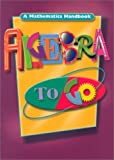 Algebra to Go: A Mathematics Handbook (Math Handbooks)