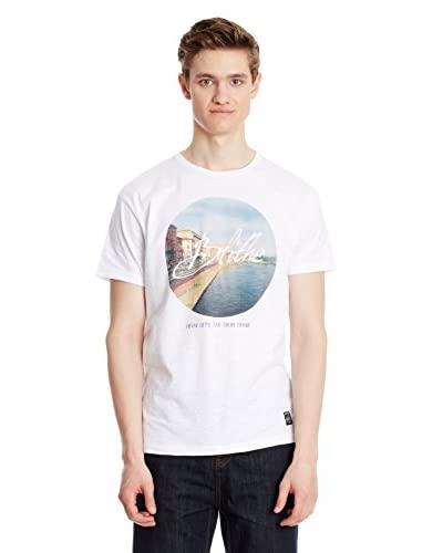 Springfield T-Shirt Manica Corta [Bianco]