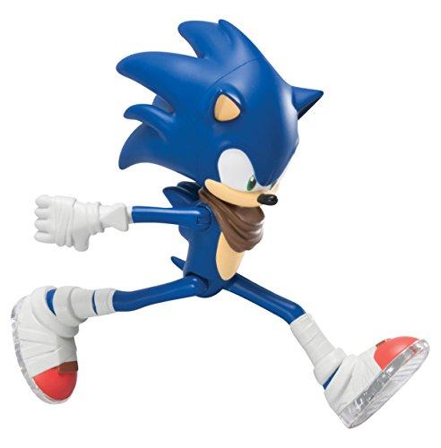 Sega - Sonic Action Figure con Luci ed Effetti Sonori 18 cm