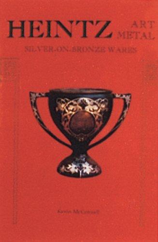 Heintz Art Metal: Silver-On-Bronze Wares