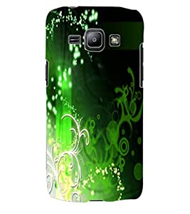 ColourCraft Beautiful Design Back Case Cover for SAMSUNG GALAXY J1