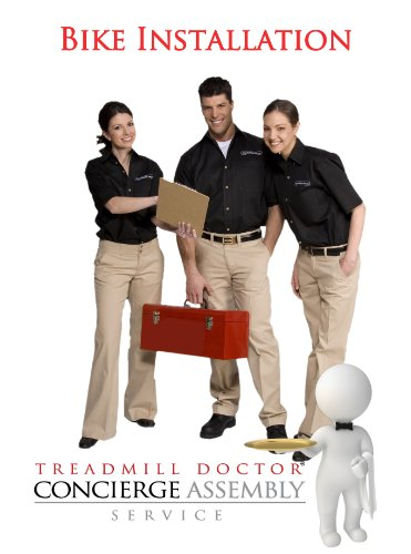 Treadmill Doctor Exercise Bike Assembly Service