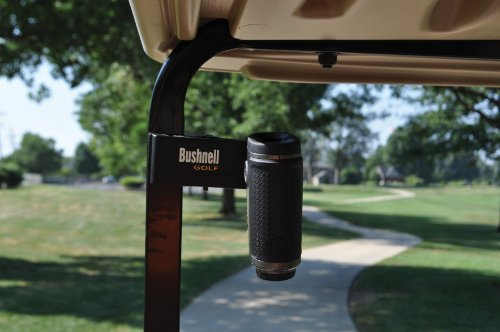 Imagen de Bushnell Clip and Go Golf Cart universal de montaje para Telémetros Láser
