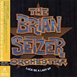 echange, troc Brian Setzer - Luck Be a Lady