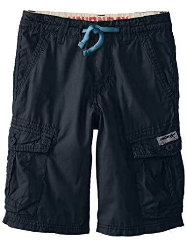 Drawcord Cargo Shorts