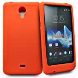 Accessory Master Case for Sony Xperia T iT30P Silicone