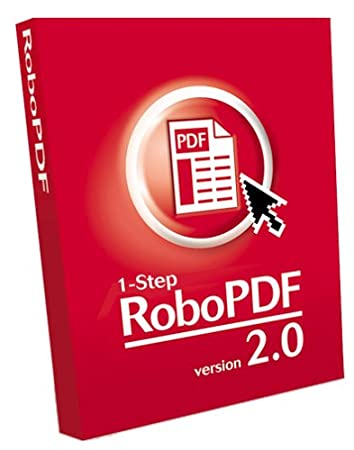 1-Step RoboPDF 2.0