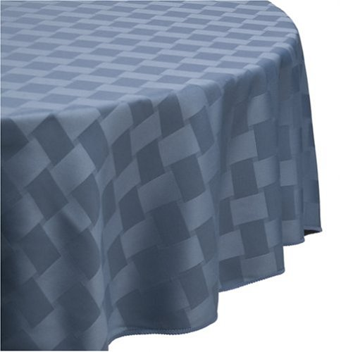 Reflections 70-Inch Round Tablecloth, Stone Blue - Buy Reflections 70-Inch Round Tablecloth, Stone Blue - Purchase Reflections 70-Inch Round Tablecloth, Stone Blue (Bardwill, Home & Garden, Categories, Kitchen & Dining, Kitchen & Table Linens, Tablecloths)