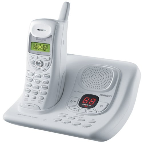 uniden cordless phones with answering machine