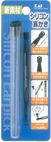 貝印 KQ SERIES シリコン耳かき KQ-0880