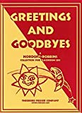 img - for Greetings and Goodbyes book / textbook / text book