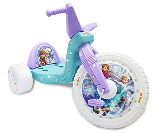 Why Should You Buy Frozen Big Wheel, 16″