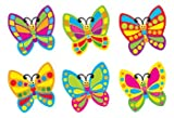 Tendencia Enterprises Inc. T-10976 Fantas-a Mariposas Classic Accents Variety Pack