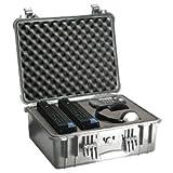 Pelican 1550 Case w/Foam (Silver)
