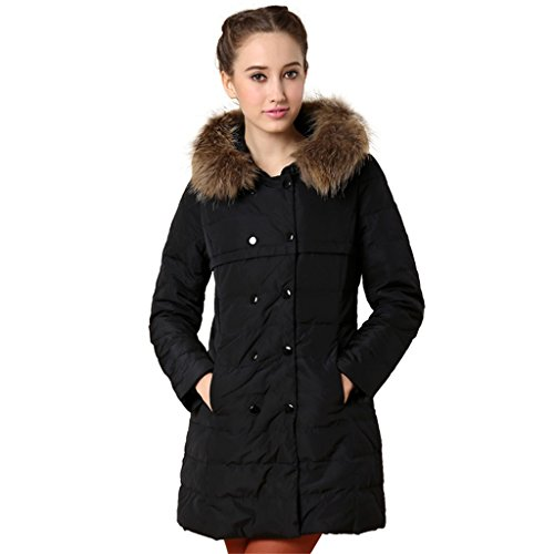 Automne-et-Hiver-Modles-Sweet-Raccoon-Big-Hair-Collar-Double-Breasted-Slim-Femmes-Dans-Le-Long-Style-Down-Jacket-Warm-Jacket