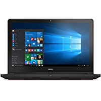"Dell Inspiron 15 15.6"" FHD Laptop with Intel Quad Core i7-6700HQ / 8GB / 1TB HDD & 8GB SSD / Win 10 / 4GB Video (Black)"