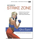 Kickbox Strike Zone: Calorie burning workout - Traditional upper and lower body combinations ~ Janis Saffell