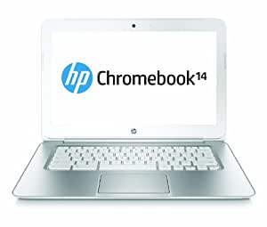 HP Chromebook 14 (Snow White)