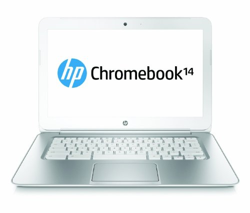 HP Chromebook 14 (Blanco Como La Nieve)