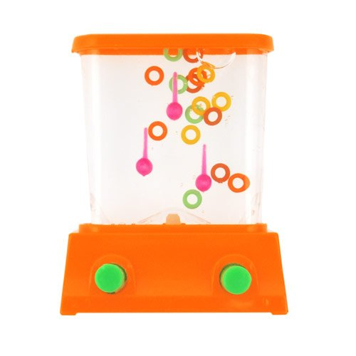 Water Game Toy : Handheld water game rings colors may vary new ebay