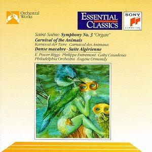 Symphony 3/Danse Macabre/Carnival [CASSETTE]