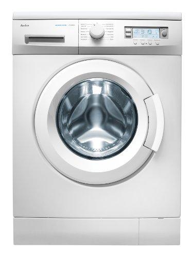 Amica WA 14242 W Waschmaschine Frontlader / A+ B / 195 kWh/Jahr / 10560 Liter/Jahr / 1400 UpM / 6 kg / Display / 15 Programme / weiß