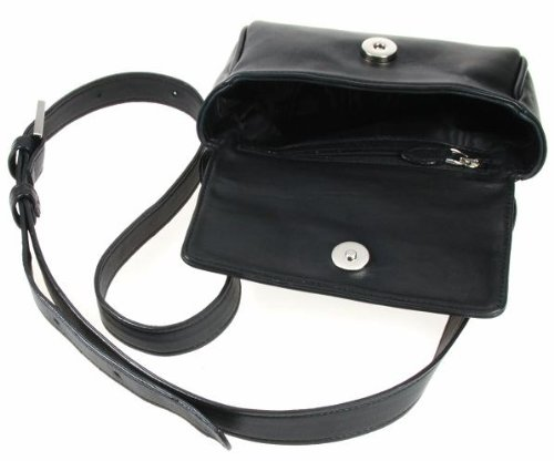 Lucrin - Waist Pouch - smooth lamb leather