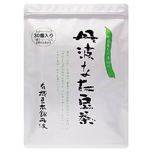 丹波なた豆茶[3g×30個入]無農薬なたまめ100%使用(国産なたまめ茶)【2袋以上送料無料】