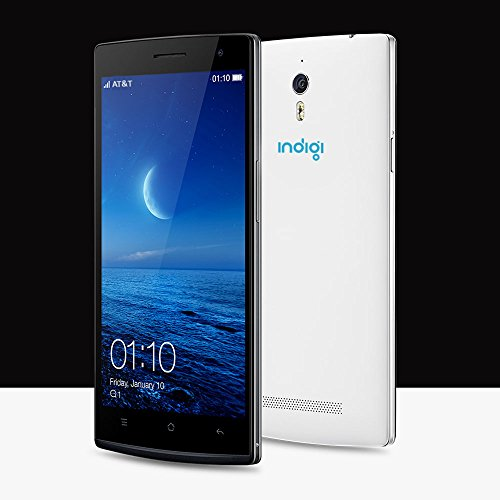 Indigi® Gsm Unlocked 5.5-Inch 3G Speed Dualsim Android Smart Cell Phone At&T T-Mobile Straight Talk