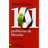 101 problemas de filosofía (El Libro De Bolsillo: Filosofia/ the Pocket Book: Philosophy)