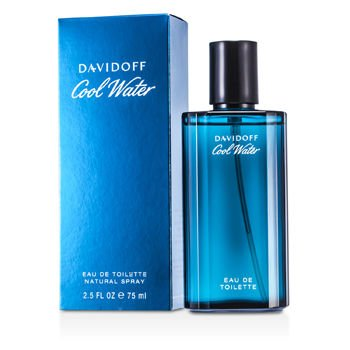 DAVIDOFF - COOL WATER Eau De Toilette vapo 75 ml-hombre