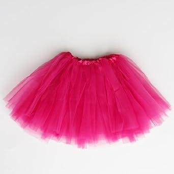 Hot Pink girls Ballet tutu