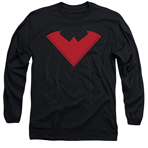 Batman Nightwing: 52 Costume Long Sleeve T-Shirt