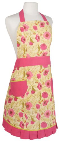 Now Designs Kitchen Style Peggy Apron, Poppies