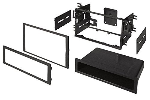 Ai HONK830 Double DIN/Single DIN Installation Dash Kit for Select 1986-Up Honda/Acura Vehicles (Dash Kit Honda Civic 2000 compare prices)