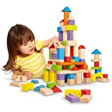 Imaginarium Wooden Block Set - 150-Piece