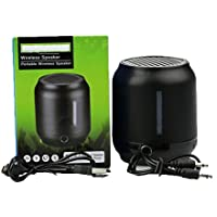Micromax A113 Canvas Ego COMPATIBLE MINI Bluetooth Multimedia Speaker System with / Pen Drive / SD Card - H-8 BY ESTAR
