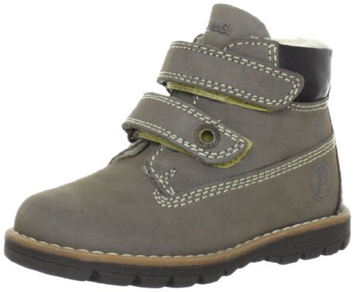Primigi ASPY 1 First Walking Shoes Boys Gray Grau (TALPA) Size: 26