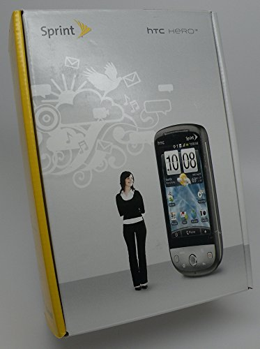 HTC Touch Hero Sprint CDMA Phone with Android OS, 3.2